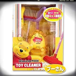 🇯🇵✨日本直送✨Mickey Mouse / Winnie The Pooh Cleaning Set  ✨
