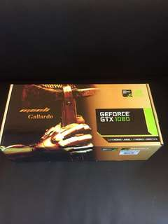 Manli GeForce GTX1080 Gallardo Graphic Card
