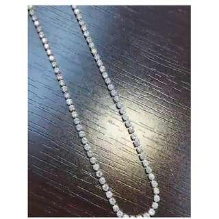 日本拍賣行物,只限今天,10.40ct鑽石頸鏈
