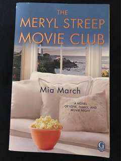 Book - The Meryl Streep Movie Club