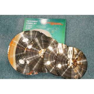 ELEMENT CYMBALS SET