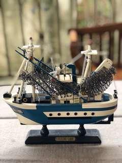 flying lady boat