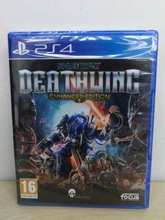 (Brand New) PS4 Space Hulk Deathwing Enhanced Edition / R2