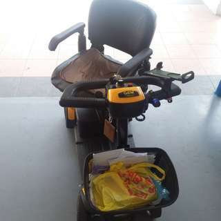 GEM 4 for sale. Senior Personnal Mobility Device