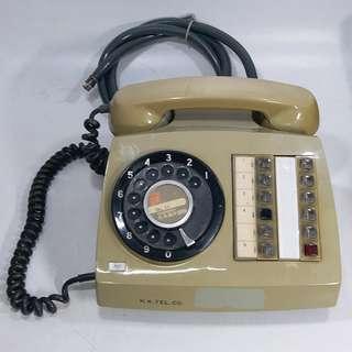 懷舊  香港電話公司  電話(不包好壞)