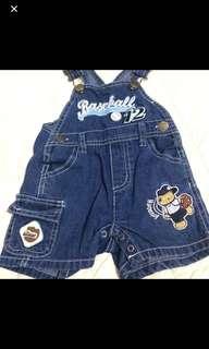 Baby boy jumper 6-9 mos