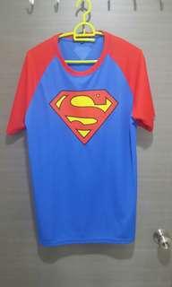 Super heroes superman tee