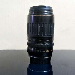 Canon ef 100-300mm