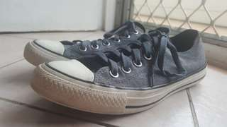 ❗ON SALE❗Denim-Styled Converse