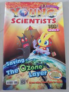 Young Scientists 138 Level 2
