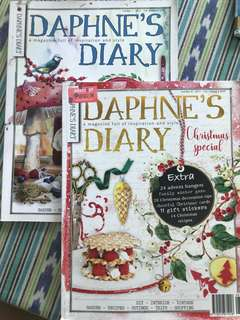 Beautifully Illustrated Daphne's Diary