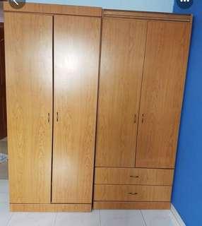 Im looking for a 2 door wardrobe-Along Yishun only