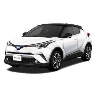 Toyota TOYOTA CHR HYBRID G 1.8