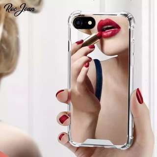 Iphone Case Anti Crack and Mirror High Quality