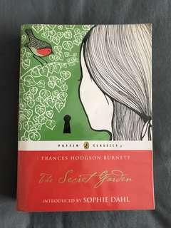 The Secret Garden by Frances Hodgson Burnett - Introduced by Sophie Dahl