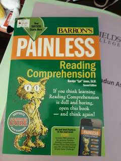 Painless reading comprehension