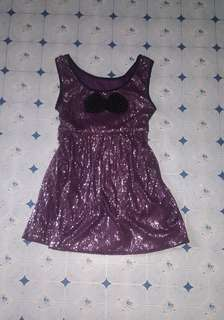 Cute Sequined Dress