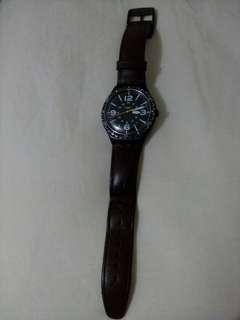 Jam tangan swatch @lsprcampus