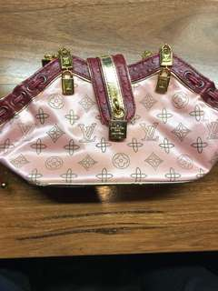 Authentic Louis Vuitton cruise collection mini bag/clutch