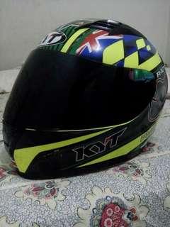 Helmet KYT - R10 Phillip Island #lsprcampus