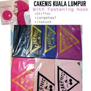 ☆INSTOCK☆ Cakenis Kuala Lumpur