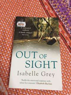 Out of sight (price include post)