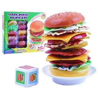 Stacking Burger
