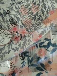 FTO Jujube ww ss quick whimsical watercolor Sakura swirl
