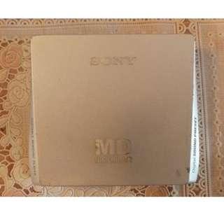 Sony MZ-E75,機 Only