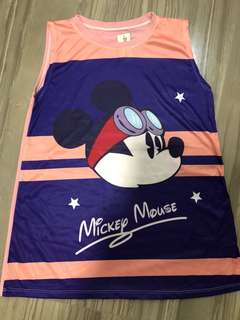 BN Mickey Long Top