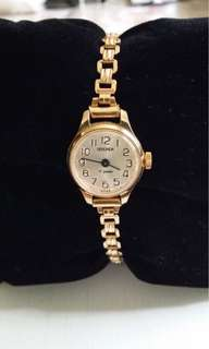 Vintage Watch - SEKONDA Hand Winding Dress Watch