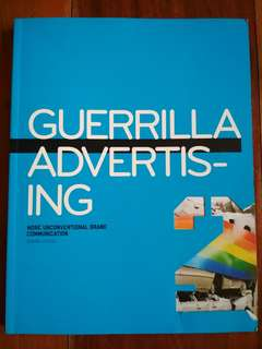 GUERILLA ADVERTISING by Gavin Lucas