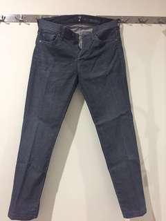 Celana Jeans Biru - 7 For All Mankind (Sevens) Original