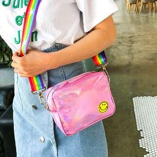 SMILEY LASER BAG