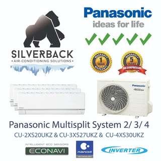Panasonic Aircon XS series (5 tick)