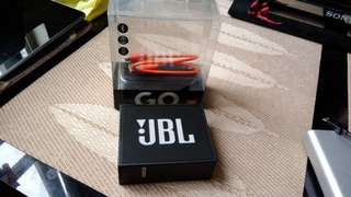 JBL Go Bluetooth Speaker(Black)