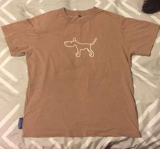 Dogs Breakfast - Nude Shirt