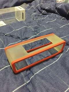 Soft Cover Bose SoundLink Mini Bluetooth Speaker Orange - Bose Original
