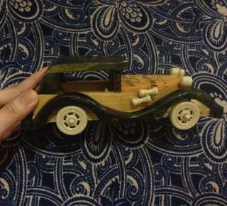 Wooden Jeepney Replica (Baguio City)
