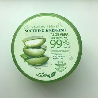 Always 21 Aloevera Soothing Gel