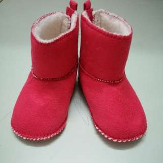 Bluezoo Baby Girl Shoes (3~6month)