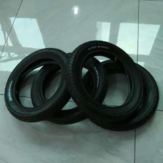 Dyu tyre tube set escooter scooter dualtron limited 2 ultra speedway mboard innokim ultron fsm hm dyu
