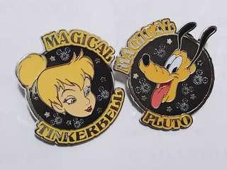 [交換優先] 迪士尼 tinkerbell Pluto pin