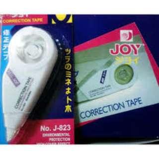 Joy correction tape 1 box 12 pieces