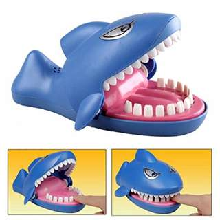 Shark Dentist Game