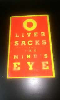 The Mind's Eye (Oliver Sacks)