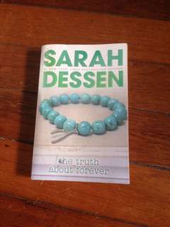 The Truth About Forever by Sarah Dessen