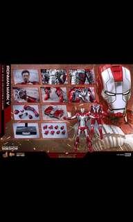 收hot toys MARK 5   Mms 400