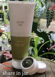 Share in jar Mud Mask Jafra