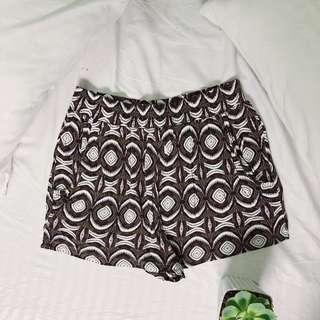 Forever 21 Print Shorts